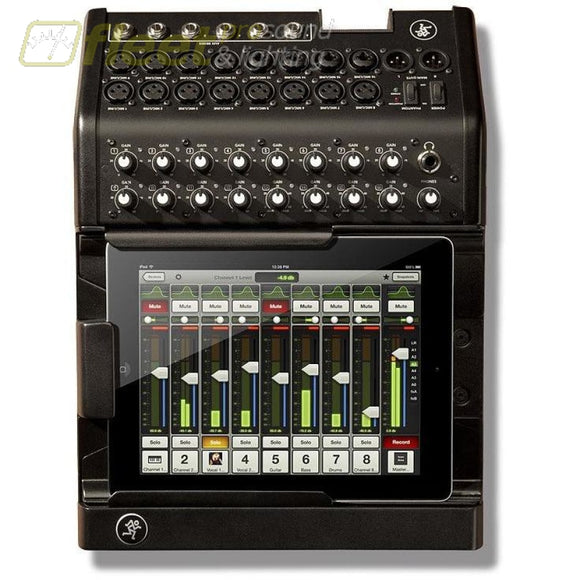 Mackie DL1608L Digital Sound Mixer with iPad Control With Lightning Connector DIGITAL MIXERS