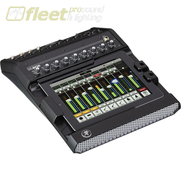 Mackie DL806L iPad-Controlled 8-Channel Digital Mixer with Lightning Connector DIGITAL MIXERS