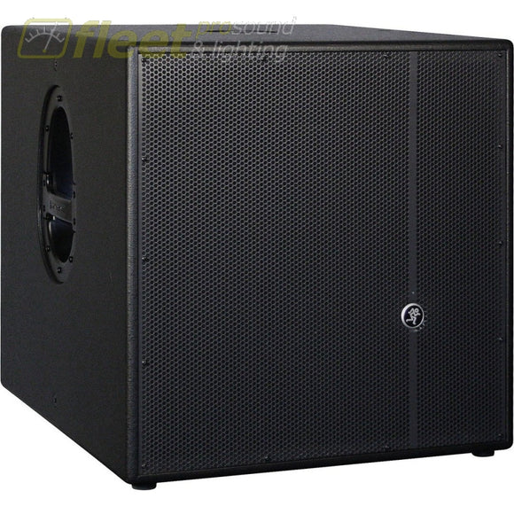 Mackie Hd-1801 Powered 1600W Subwoofer ***price Listed Is For One Day Rental. Rental Subs