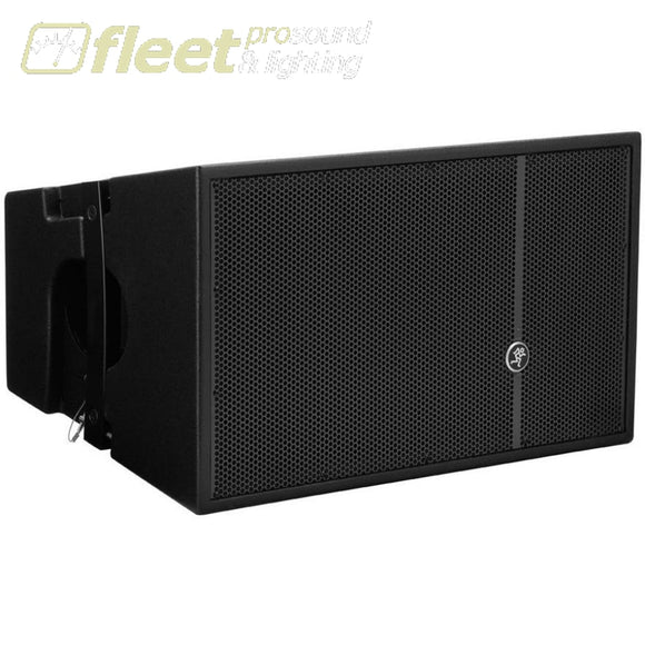 Mackie HDA Powered Line Array Speaker system - Used rental units with cases LINE ARRAY SPEAKERS
