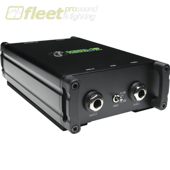 Mackie Mdb-1P Passive Direct Box Di Boxes