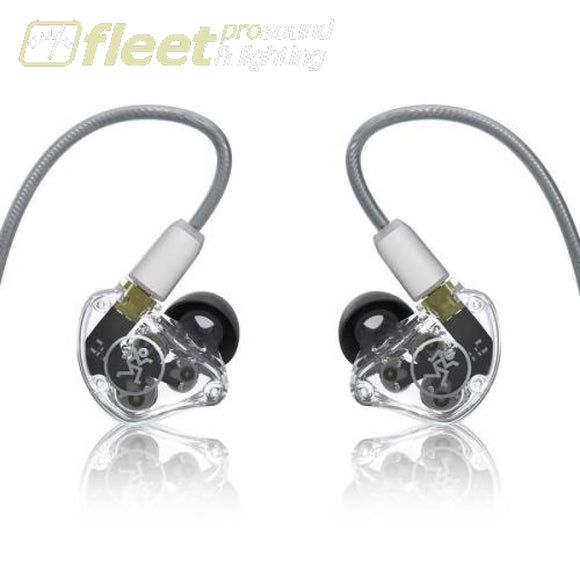 Mackie MP-320 Triple Dynamic Driver In-Ear Monitors IN EAR MONITORS