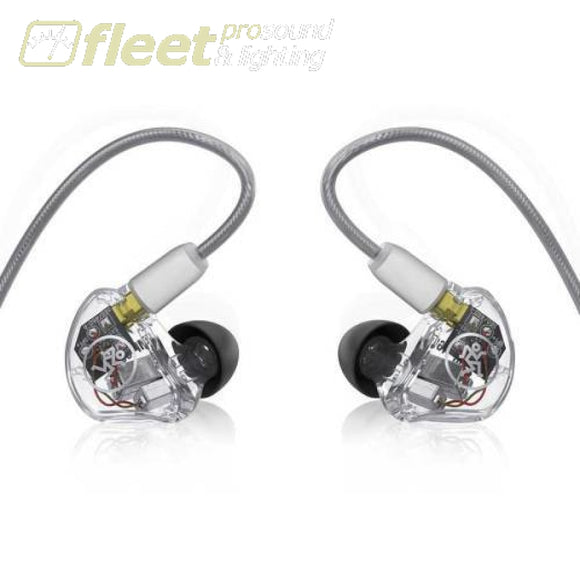 Mackie MP-360 Triple Balanced Armature Professional In-Ear Monitors with Bluetooth Adapter IN EAR MONITORS