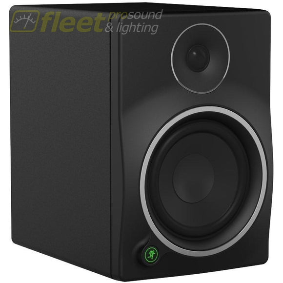 Mackie MR6-MK3 Active Studio Monitor - Priced Individually POWERED STUDIO MONITORS - FULL RANGE