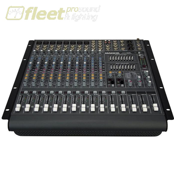 Mackie Ppm1012 Powered Mixer Powered Mixers