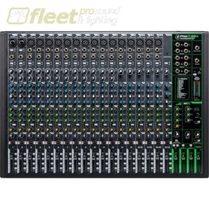 Mackie ProFX22v3 22-Channel Mixer Professional Effects Mixer with USB MIXERS UNDER 24 CHANNEL