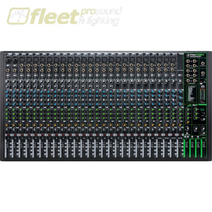 Mackie ProFX30v3 30-Channel Mixer Professional Effects Mixer with USB MIXERS OVER 24 INPUTS