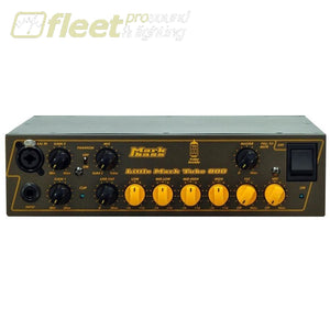 Markbass Littlemark-Tube800 Bass Amp Head Bass Heads