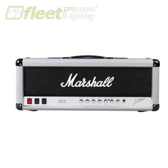 Marshall 2555X Silver Jubilee Re-Issue 100 Watt Head GUITAR AMP HEADS