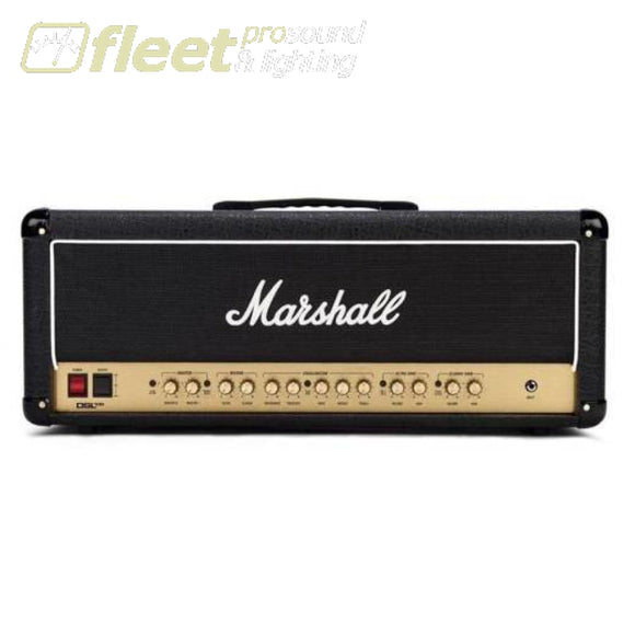 Marshall DSL100HR 100W Amp Head GUITAR AMP HEADS