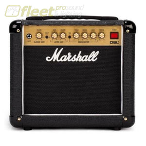 Marshall DSL1CR 1-watt 1x8 Tube Combo Amp GUITAR COMBO AMPS