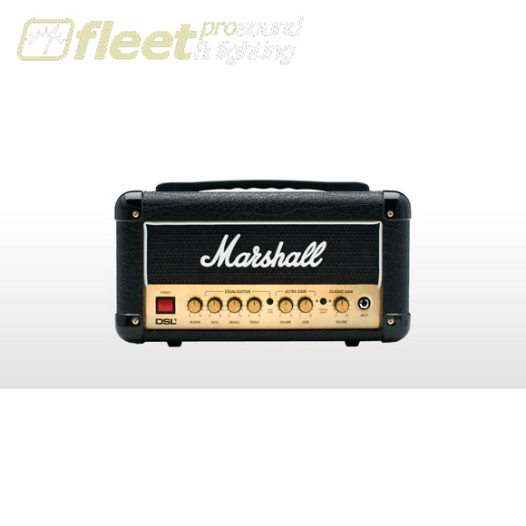 Marshall DSL1HR Tube Guitar Head GUITAR AMP HEADS