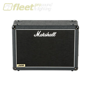 Marshall JVMC212 2x12 Guitar Extension Cab Black GUITAR COMBO AMPS