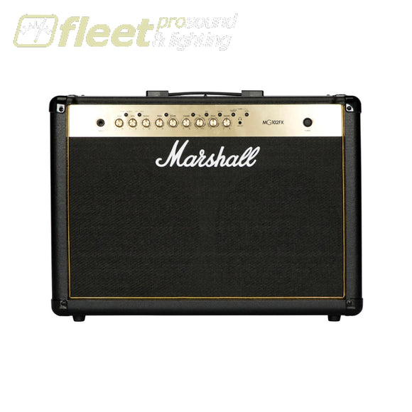 Marshall MG102GFX 100-Watt 1x12 Combo Amp with Effects GUITAR COMBO AMPS