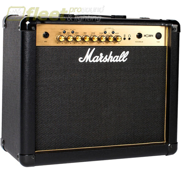 Marshall MG30GFX 30W Combo Amp 10 Speaker GUITAR COMBO AMPS
