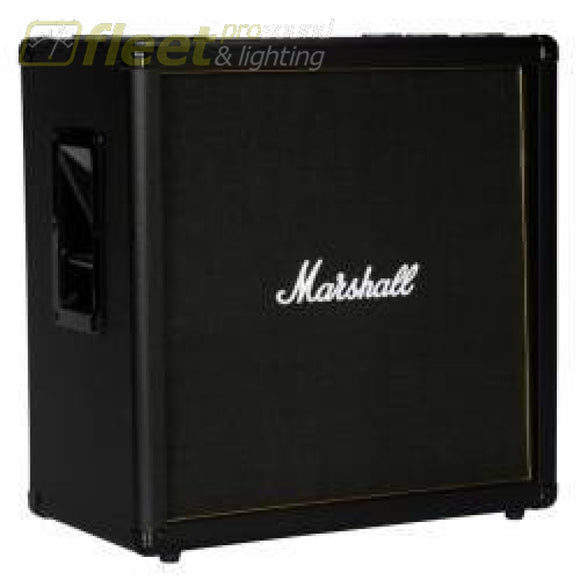 Marshall MG412BG 120W 4x12 Straight Cabinet GUITAR CABINETS
