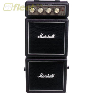 Marshall Ms-4 Micro Stack 1 Watt Guitar Combo Amps