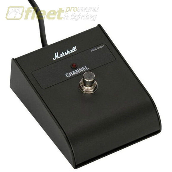 Marshall PEDL90011 1 Way Latching Pedal FOOT SWITCHES