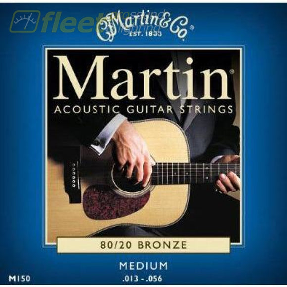 Martin Acoustic Guitar Strings - M150 Guitar Strings