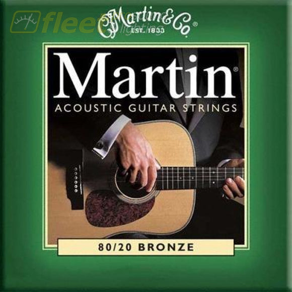 Martin Acoustic Guitar Strings - M170 Guitar Strings