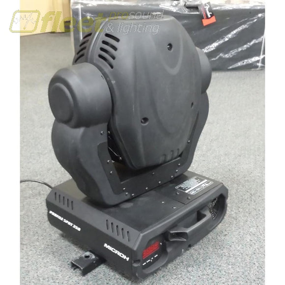 Microh Profile Spot 250 Moving Heads (Used) Sn:1000066414 Used Lighting & Effects