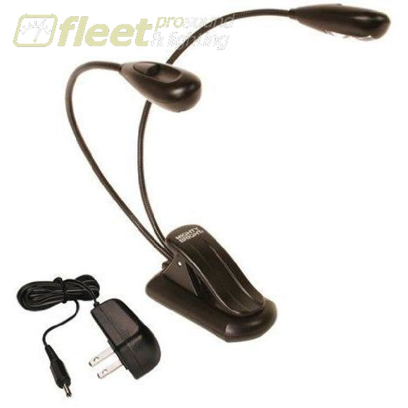 Mighty Bright 51810 Dual Led Light Hi Output Gooseneck Lamps