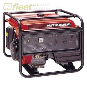 Mitsubishi Power Generators ***price Listed Is For One Day Rental. Rentals Power Distribution