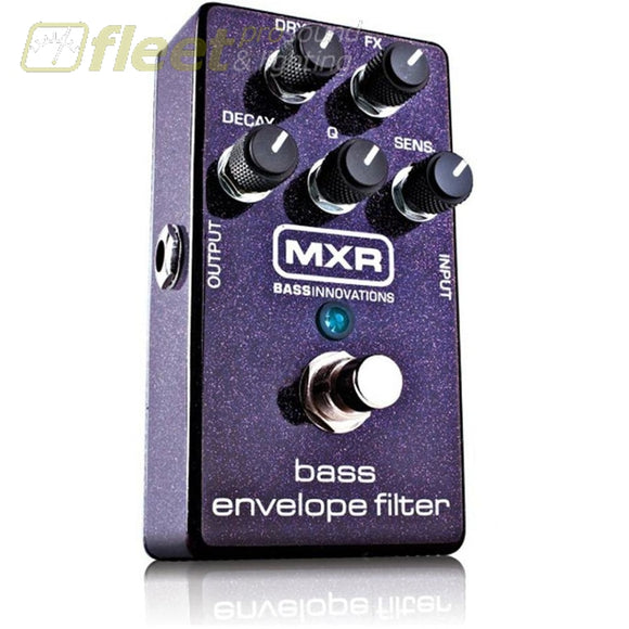 Mxr M82 Bass Envelope Filter Bass Fx Pedals