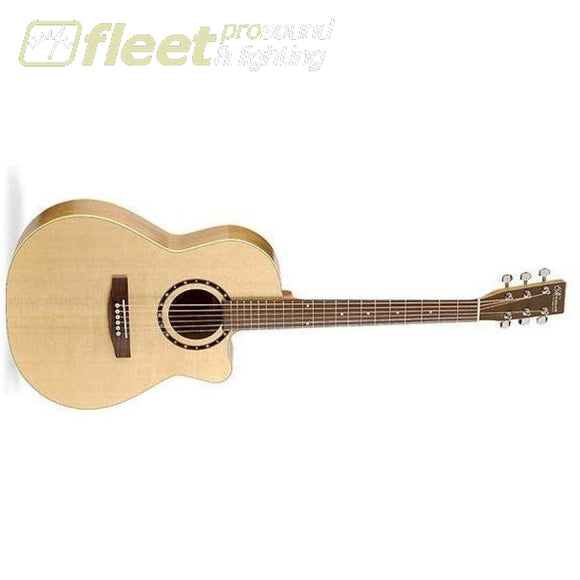 Norman B20 Encore Folk Electric Acoustic Guitar (Part#033126) 6 String Acoustic With Electronics