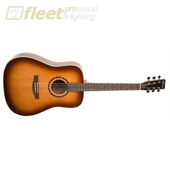 Norman B2040TB B20 40TH Anniversary Burst (Part# 036714) 6 STRING ACOUSTIC WITHOUT ELECTRONICS