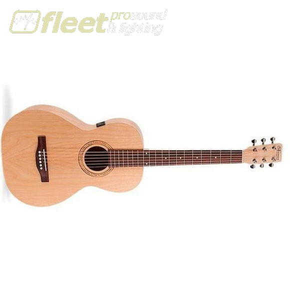 Norman EXPPNTISYS-II Expedition Parlor Acoustic Guitar w/ Fishman Presys Natural Finish (Part# 039814) 6 STRING ACOUSTIC WITH ELECTRONICS