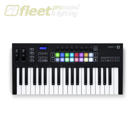 Novation Launchkey 37 MKIII Performance Controller 37-key Keyboard MIDI CONTROLLER KEYBOARD