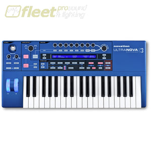 Novation Ultranova Synthesiser Keyboards & Synthesizers