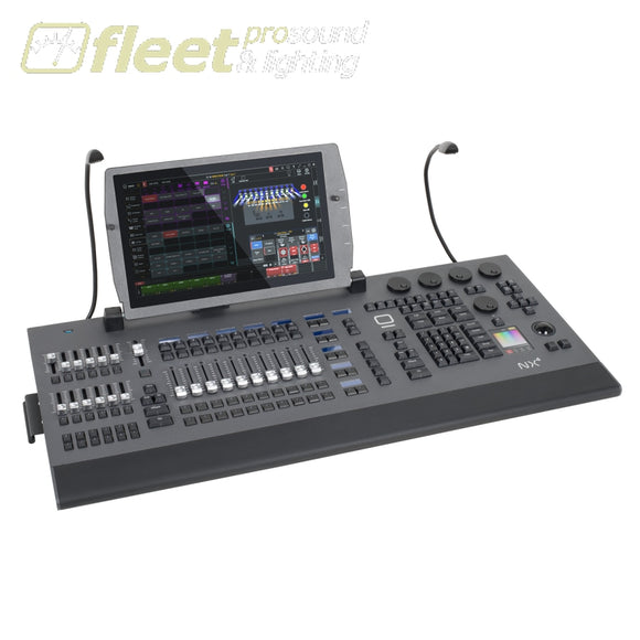 Obsidian NX-4 ONYX OS Lighting Console LIGHT BOARDS