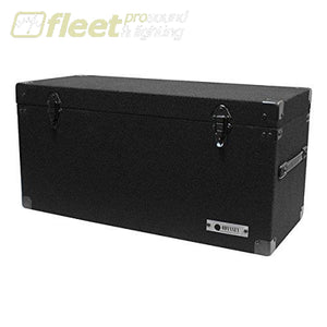 Odyssey Clp180E Carpeted 180 Lp Case- Surface Mount Hardware Dj Cases