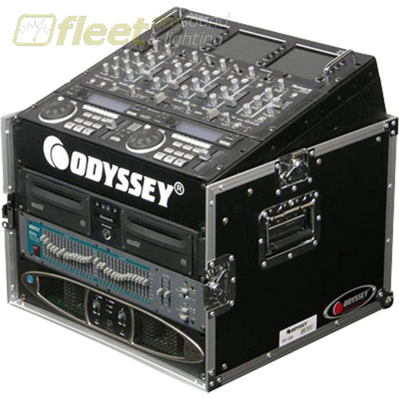 Odyssey Fr1006 10/6Ru Combo Rack Flight Case Rack Cases