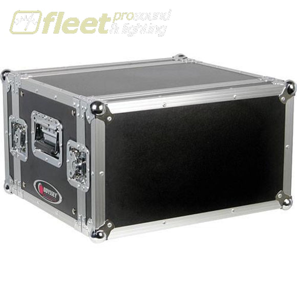 Odyssey Frer6 6Ru Effects Rack Case -Flight Ready Rack Cases