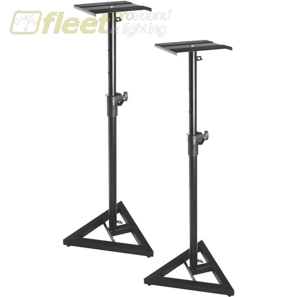 On Stage Sms6000-P Studio Monitor Stand - Pair Speaker Stands & Mounts
