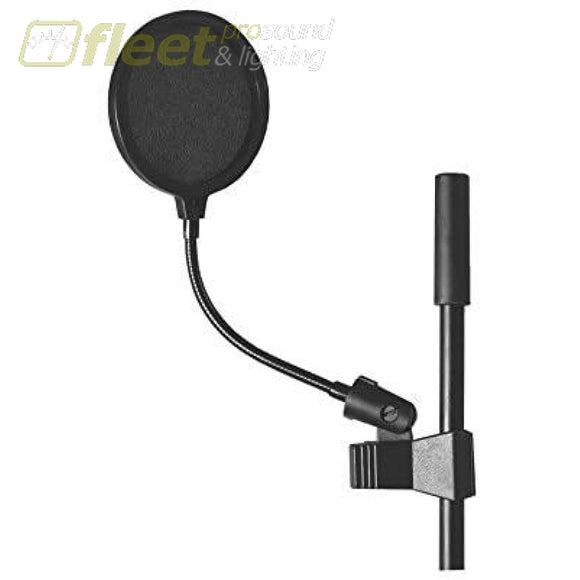 Onstage ASVS4-B 4' Pop Blocker POP FILTERS
