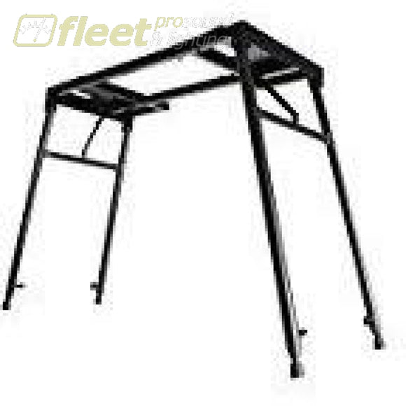 Onstage KS7150 Platform Style Keyboard Stand- Black KEYBOARD STANDS