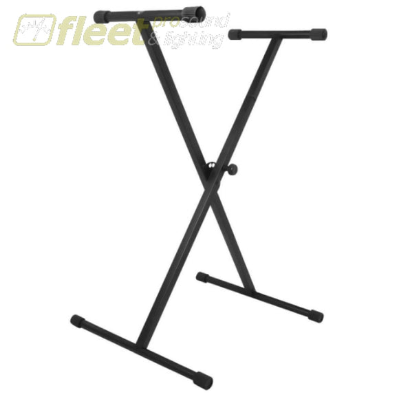 OnStage KS7190 Single-X Keyboard Stand KEYBOARD STANDS
