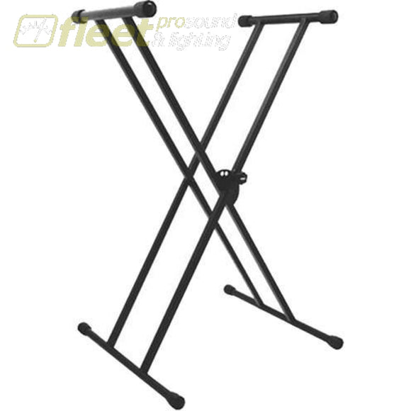 Onstage Ks7191 Classic Double-X Keyboard Stand Keyboard Stands