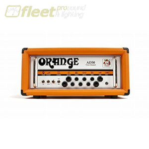 Orange Ad30Htc 30 Watt Twin Channel Amp Head Guitar Amp Heads