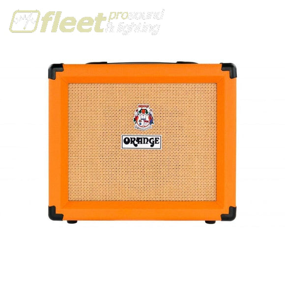 Orange Amplifiers Crush 20Rt 20W 1X8 Guitar Combo Amp Guitar Combo Amps