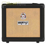 Orange Crush 12-Bk 12 Watt Guitar Combo Amp - Black Guitar Combo Amps