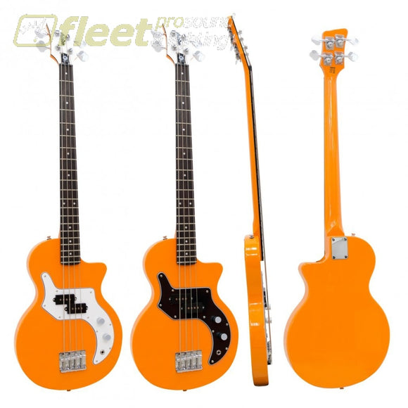 Orange O-Bass-Or 4 String Electric Bass Guitar-Orange 4 String Basses