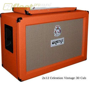 Orange Ppc212 2X12 120 Watt Celestion Vintage Loaded Speaker Cabinet Guitar Cabinets