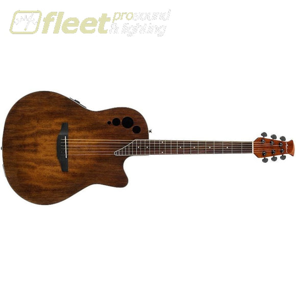 Ovation AE44II-VV Applause Elite Acoustic-Electric RH 6 String Guitar - Vintage Varnish (Gloss) 6 STRING ACOUSTIC WITH ELECTRONICS