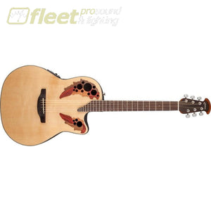 Ovations Ce44-4 Celebrity® Elite 6 String Acoustic With Electronics