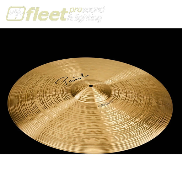 Paiste 4001620 Signature 20 Full Ride RIDE CYMBALS